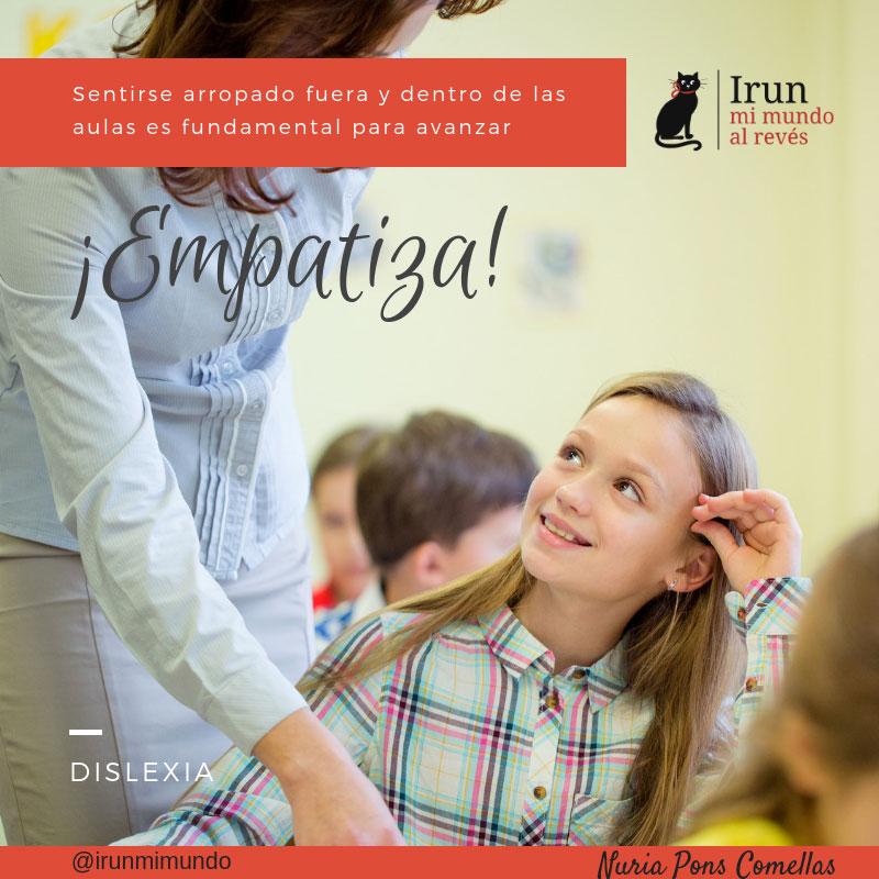 Post 28 - Irun mi mundo al revés - Nuria Pons Comellas - Dislexia - Dyslexia
