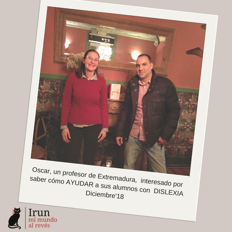 Post 46 - Irun mi mundo al revés - Nuria Pons Comellas - Dislexia