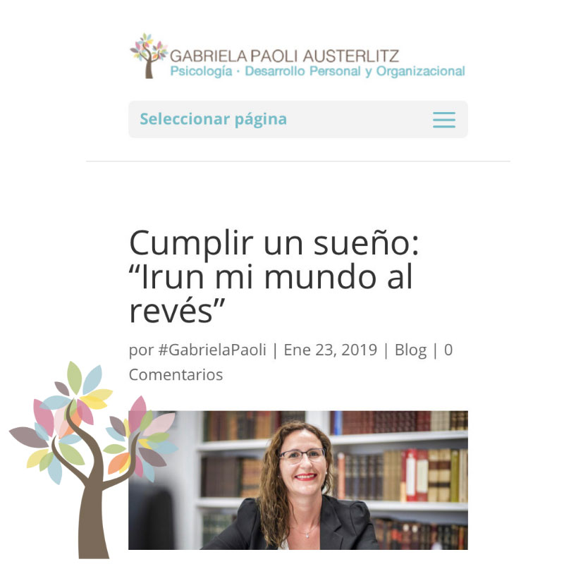 Post 51- Irun mi mundo al revés - Nuria Pons Comellas - Dislexia