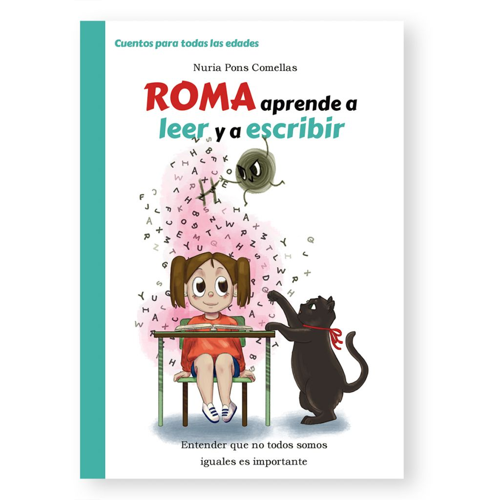 Roma aprende a leer y a escribir